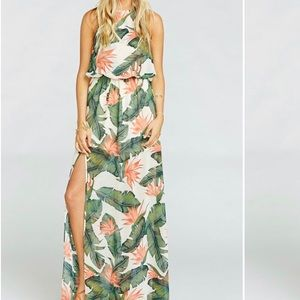 Show me your mumu heather paradise found dress